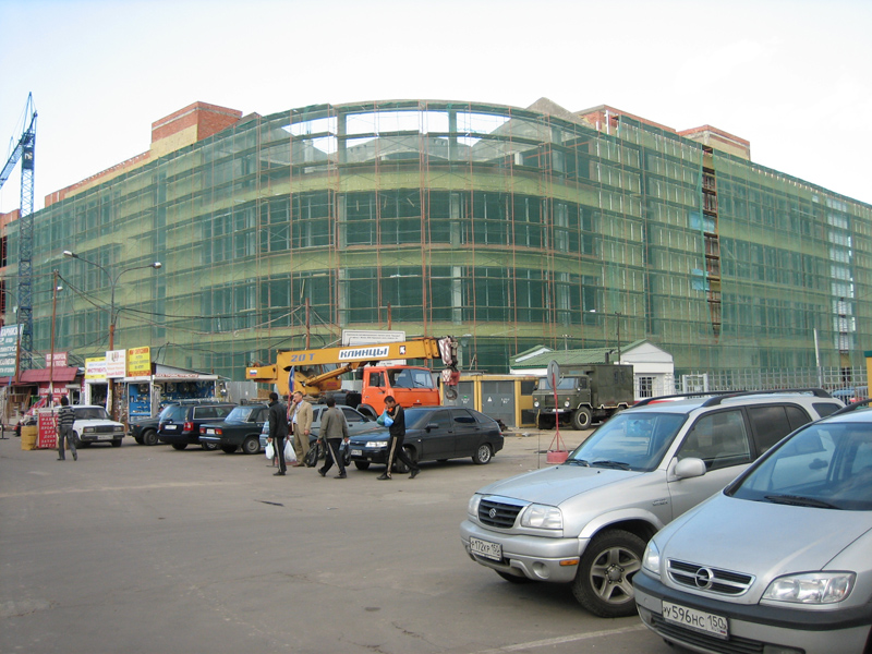 Многофункциональный комплекс «Каренфор»