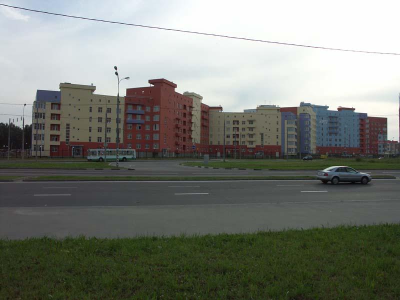 Жилой комплекс в Куркино