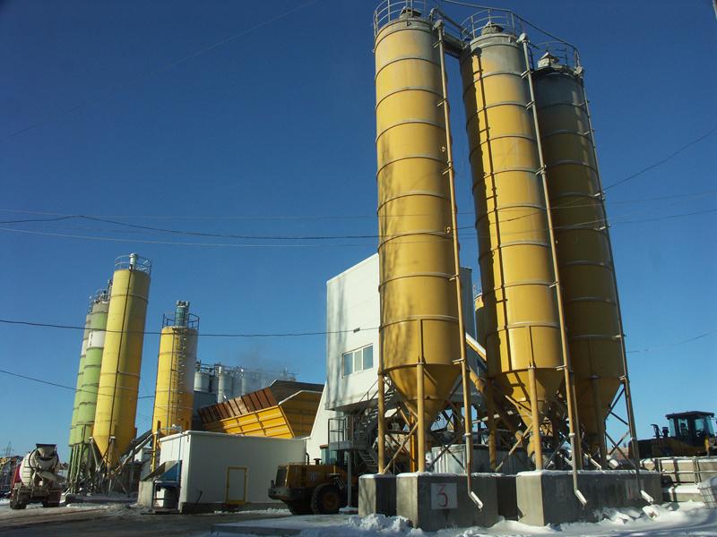 Расширение бетонного производства предприятия СУ-24