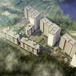 Жилой комплекс «Панорама» г. Новосибирск.