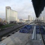 Строительство бизнес-центра «Академик» на Проспекте Вернадского. Проведение авторского надзора за строительно-монтажными работами